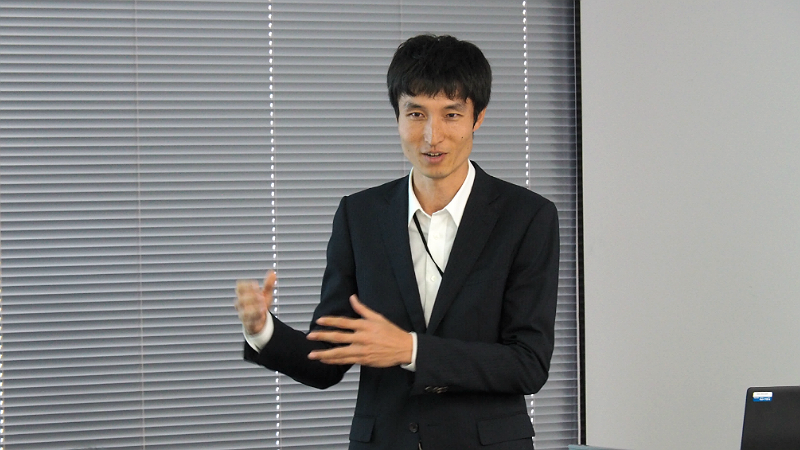 株式会社リコー Smart Vision事業本部 藤田 陽平
