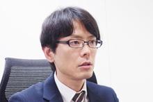 インターコネクト戦略ビジネス推進本部石川人史氏