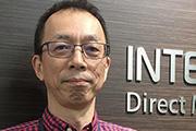 株式会社インターコネクト、クリエイティブディレクター神部雅之氏。