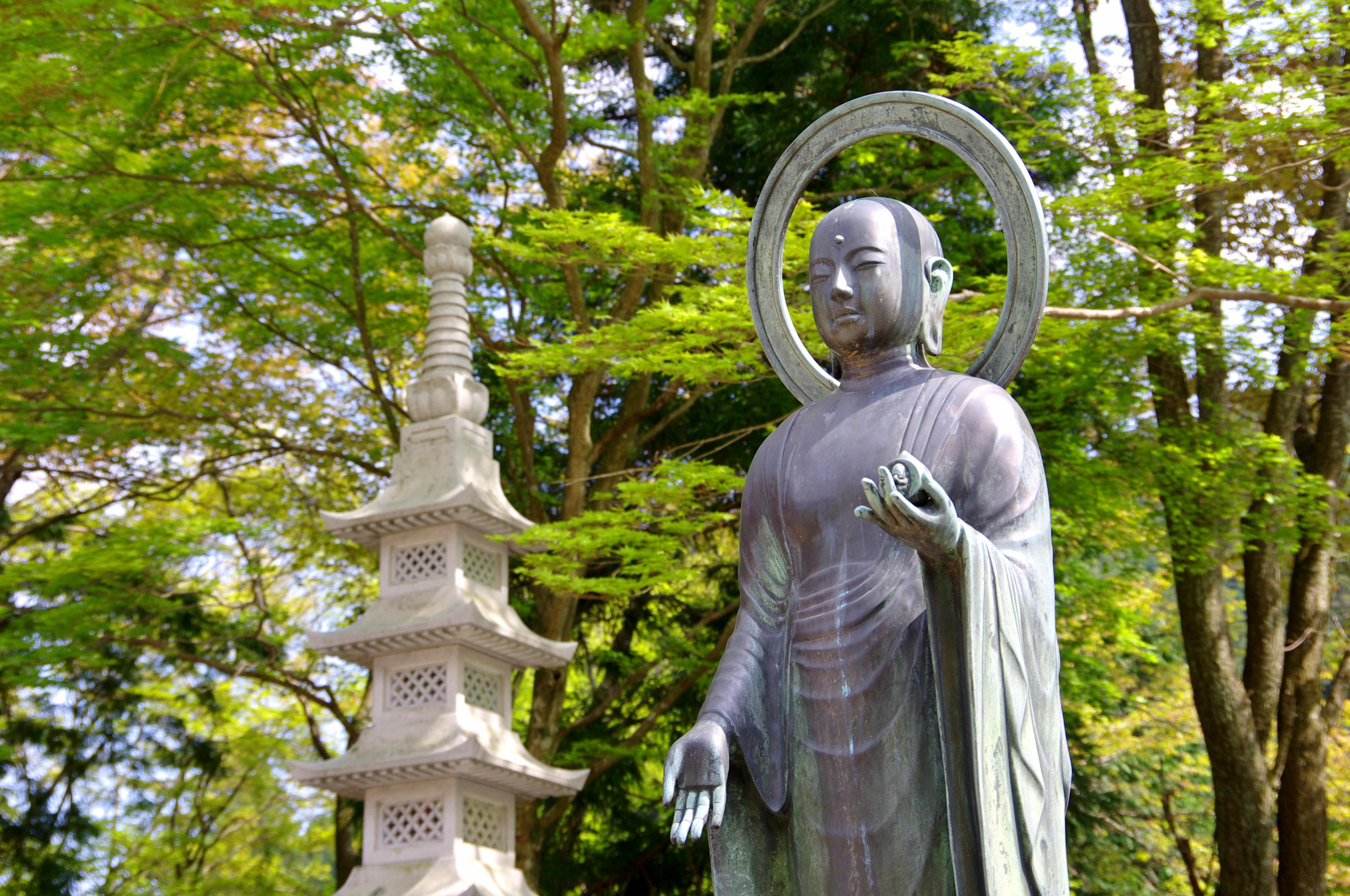 ハロー(Halo)効果とは後光のこと。仏像の背後にある光輪です。