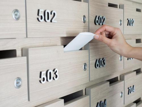 ダイレクトメールをお得に届けて費用対効果を改善
